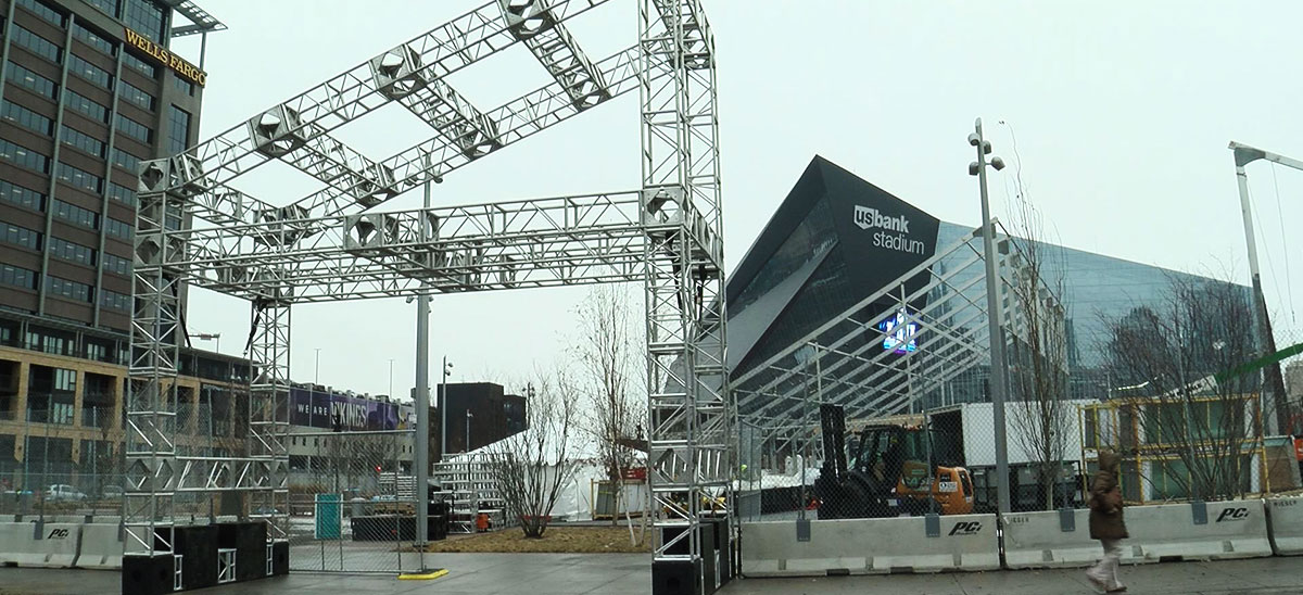 Keloland Auto Mall >> Activists Use Spectacle Of Super Bowl To Call For Change