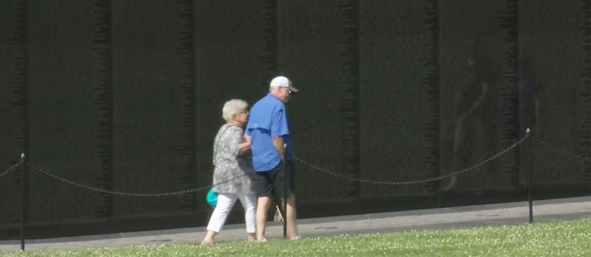 Vietnam Memorial Washington DC Honor Flight