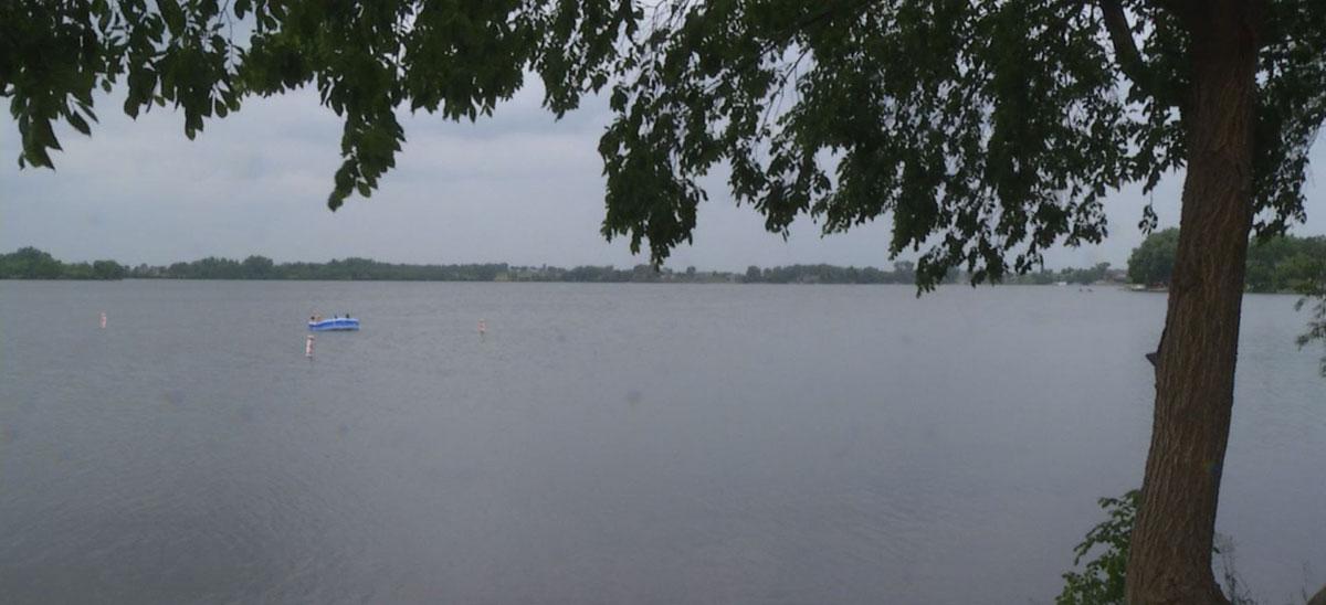 water safety lake swimming drowning