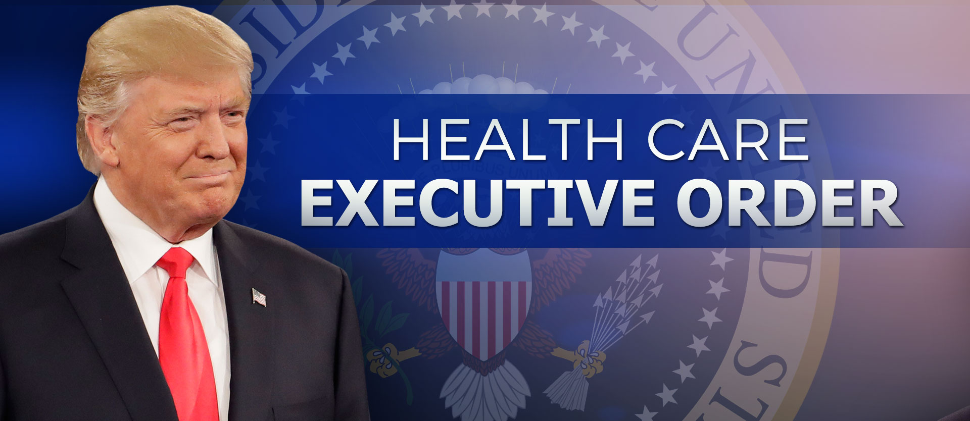 President Trump health care executive order