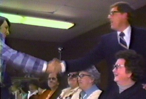 1978 Janklow Announces Run For Governor