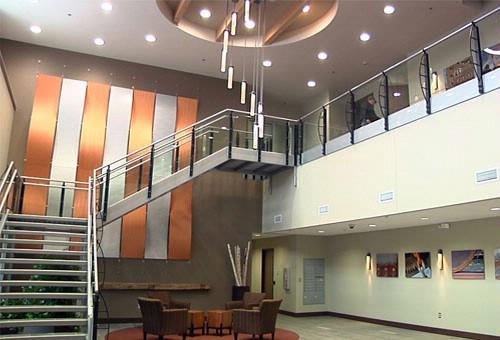 Inside CNA Building