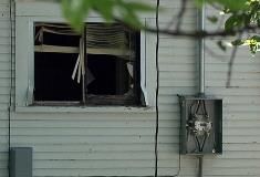 Broken Windows From Explosion