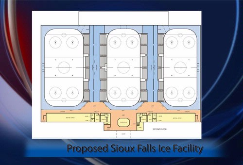 Proposed Ice Facility