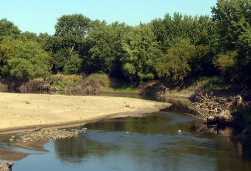 Big Sioux River at Timberline