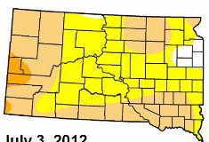 Weekly Drought Monitor