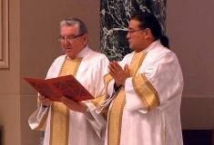 The Deacons who traveled to Rome