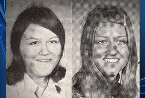 Pam Jackson and Sherri Miller