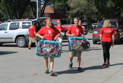 USD Move-In Day