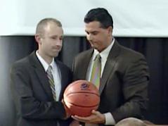 New SMSU basketball coach Brad Bigler