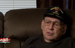 Watertown Veteran Hopes To Receive Purple Heart