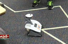 Students Learn Coding, Life Lessons from Programming Robots