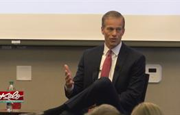 Thune: Tax Reform Good For The Middle-Class
