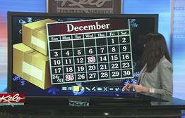 Deadlines To Send Holiday Mail Approaching
