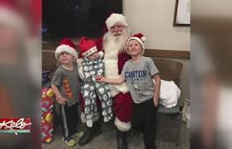 Lucas Bryson's Christmas Wish