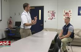 Augie Offers Graduate Program for Athletic Training