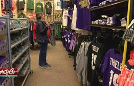 Number 14 Jersey Selling Out In KELOLAND