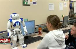 Eye On KELOLAND: Robo-Teacher
