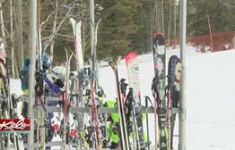 Skiers Continue To Hit The Slopes At Terry Peak