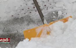 City, Residents Still Shoveling 14 Inches Of Snow In Yankton