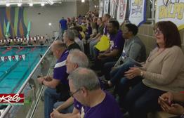 Aquatic Center Hosting Summit Swimming And Diving Championships