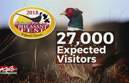 National Pheasant Fest and Quail Classic Huge Get For South Dakota
