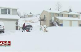 Snow Clean Up In Rapid City