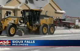 Snow Alerts Adding Up For Sioux Falls
