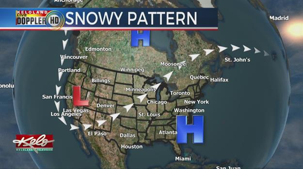 KELOLAND Expects More Snow This Week