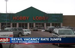 Retail Vacancy Jumps In Sioux Falls
