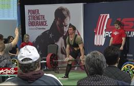 South Dakota State Powerlifting Meet This Saturday