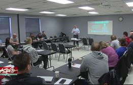 Sioux Falls Firefighters Going Through EVENPULSE Stress Training