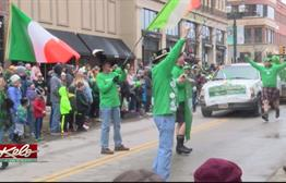 St. Patrick's Day Parade Positively Impacts Downtown Sioux Falls Businesses