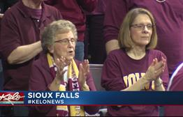 Lucille Tollifson: Northern's Superfan