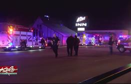 Nites Inn Fire Suspect Hospitalized