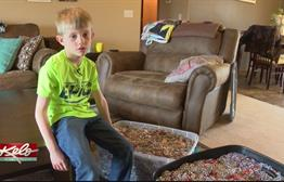 Canton Boy Keeps Little Brother's Memory Alive
