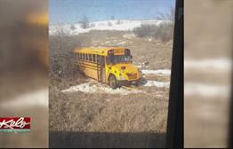 Sisseton Parents Upset After School Bus Crash