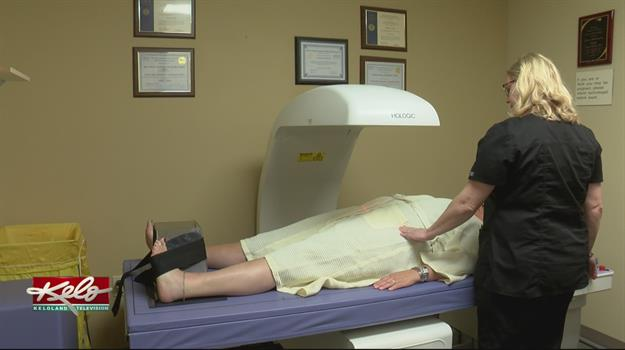 Scanning For Osteoporosis