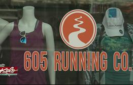 Runners Ready For 605 Running Company Half Marathon