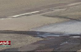 April Blizzard Creates More Potholes In Sioux Falls