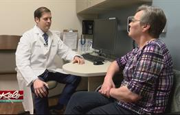 Clinical Trial Gives Lung Cancer Patients Hope