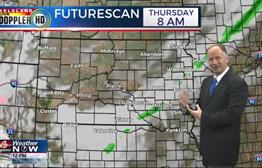Storm Center Update Wednesday PM - April 25