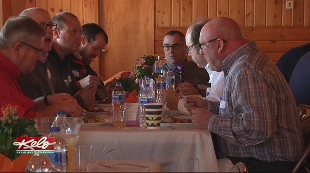 Male Business Leaders Educated On Domestic Violence In Madison