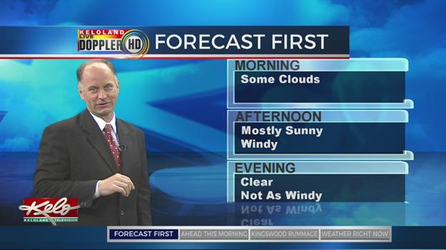 Forecast First AM: April 26