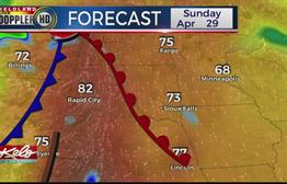 Dry Conditions Continue In Western South Dakota