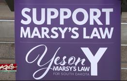 Supporters, Opponents Clash Over Amendment to Marsy's Law