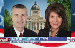 What Would You Ask The SD Gubernatorial Candidates?