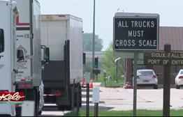 Truck Drivers Sign Up To Stop Human Trafficking