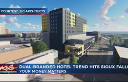 Dual-Branded Hotels Popping Up Across The Nation, Including Sioux Falls