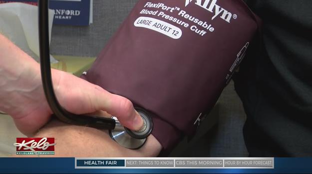 KELOLAND Media Group & Sanford Health Team Up For Health Fair